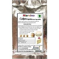 Marvino Cake Premix Ready (Pure Veg Vanilla)