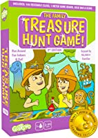 Gotrovo Treasure Hunt Game Fun Scavenger Hunt for Kids Indoors and Outdoor. MOM'S Choice Award Winner