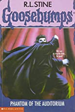 Phantom of the Auditorium (Goosebumps - 24)