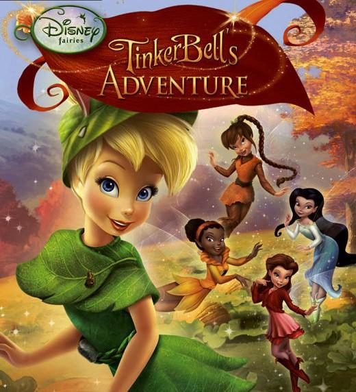 Disney Fairies: TinkerBell's Abenteuer [PC Code - ()