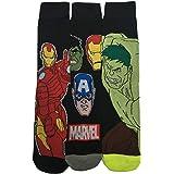 3x pares de para hombre/niños Marvel Comics Character calcetines/UK 6–11EUR 39–45* * Fantástica Idea de regalo * *