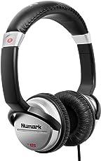 Numark HF125 Extrem leicht und komfortabel Kopfhörer Seitenunabhängig justierbar in sieben Positionen