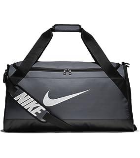 Nike NK Brsla Shoe Sac à Chaussures Homme, NoirNoirBlanc