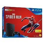 Sony Playstation 4 1TB Marvel Spiderman Bundle