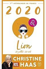 Lion 2020 (J'ai lu) Format Kindle