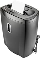 SToK ST-30CC New Cross Cut Paper Shredder for 8 A4 Sheets & CD/DVD/Credit Card