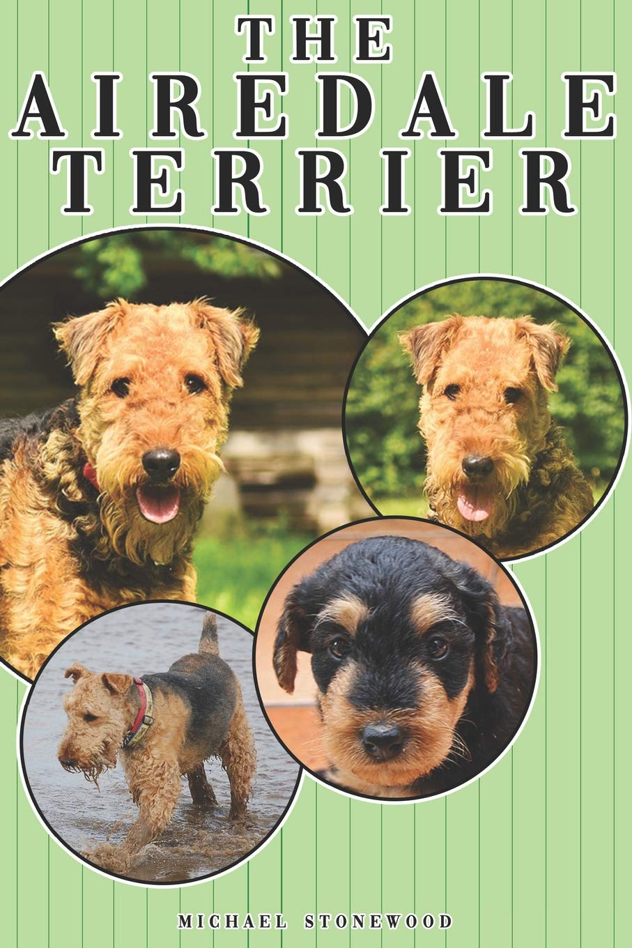 The Airedale Terrier: A Complete and Comprehensive Owners Guide to: Buying, Owning, Health, Grooming, Training…