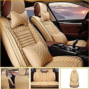Wheels N Bits Suzuki Baleno Vitara Grand Jimmy Twin GREY /& BLACK Cloth Seat Cover Set Split Rear Seat