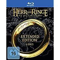 Der Herr der Ringe - Extended Edition Trilogie [Blu-ray]