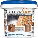 Stormdry® metselwerkbeschermingscrème (3 liter) - Het enige BBA- en EST-gecertificeerde baksteenbeschermingsmiddel – Bewezen