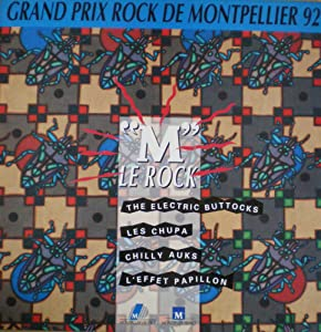 grand prix rock de montpellier 92 (33 tours)