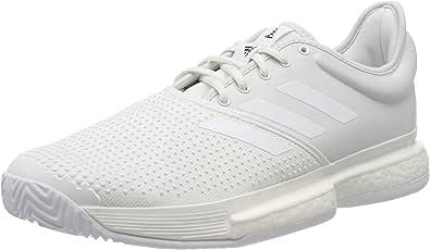 adidas Solecourt M Primeblue, Scarpe da Tennis Uomo, 43.3