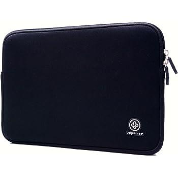 """JUBELIST Element Sleeve Tasche Hülle aus Neopren passgenau für das neue Apple Macbook 12"""" Zoll - Zubehör new Collection 2015 - Case in schwarz"""