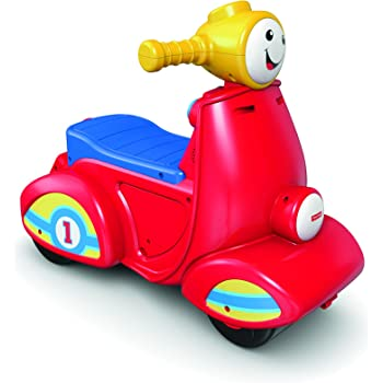 Fisher-Price CGT08 - Lo Scooter Del Cagnolino