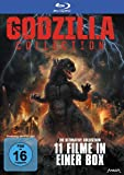 Godzilla Collection iton