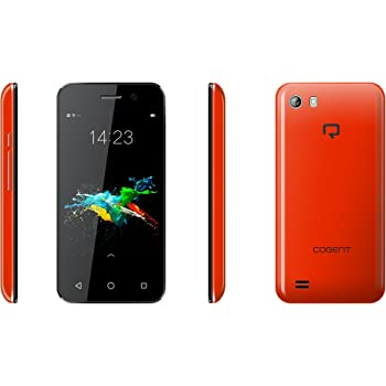 Reach Cogent Plus Android Smartphone Mobile (Red, 8GB)
