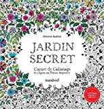 Jardin Secret Edition Collector (French Edition) by Johanna Basford(2015-04-05) - French and European Publications Inc - 05/04/2015
