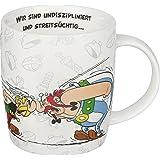 Könitz Tasse - Asterix - .aber wir lieben unsere Freunde