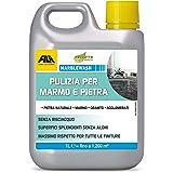FILA Surface Care Solutions MARBLEWASH Detergente per Marmo e Pietra Naturale, Incolore, 1 Litro