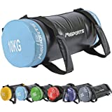 MSPORTS Power Bag Premium 5-30 kg Fitness Bag - zandzak voor functionele fitness gewichtstas
