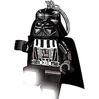 Lego LGLKE7 - Star Wars Schlüsselhänger Plus Lampe Darth Vader, mehrfarbig