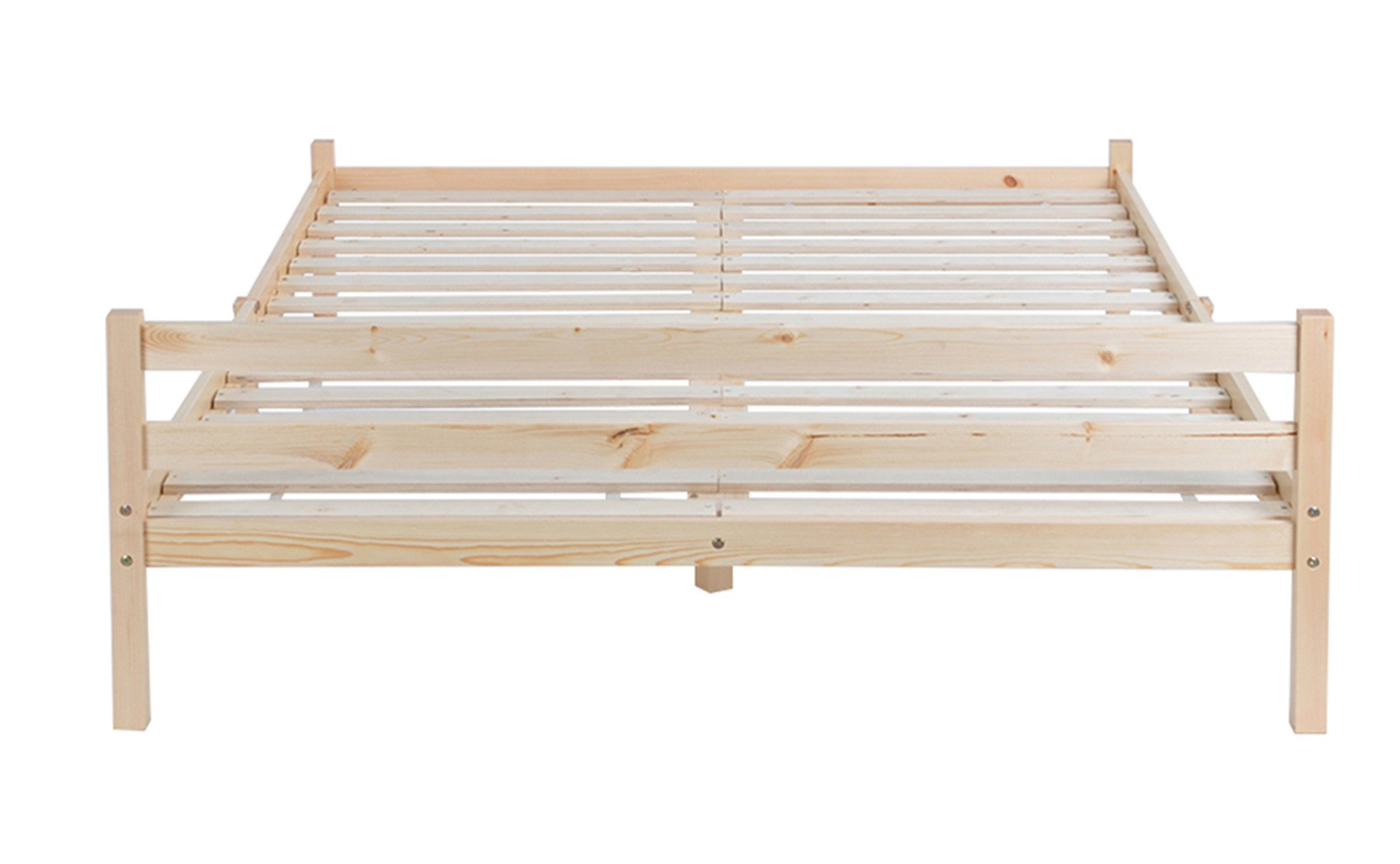 marvellous how to build a wooden bed frame