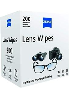 98c9e460b3b45 Zeiss Lingettes de nettoyage pour surfaces vitrées (lunettes écrans objectifs)  – Lot