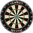 Target Darts Pro Tour Dartboard Klassische, Mehrfarbig, Stanadard Dartscheibe