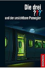 Die drei ??? und der unsichtbare Passagier (drei Fragezeichen) Kindle Ausgabe
