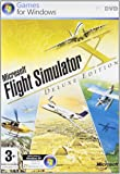 Microsoft Flight Simulator X: Deluxe Edition (PC) [import anglais]