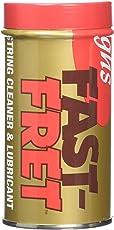 GHS Fast Fret Detergente e Lubrificante per Corde della Chitarra