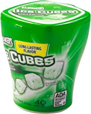 Ice Breakers Ice Cubes Spearmint- Sugar Free Mints; 40 Spearmint Cubes Bottle