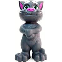 SEE, Talking Tom Toy for Kids Speaking Robot Cat Repeats What You Say and Poems Music etc, Best Birthday Gift for Boy…