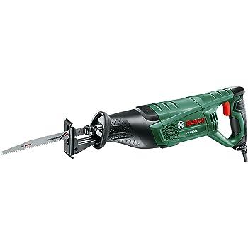 """Bosch Scie sabre """"Universal"""" PSA 900 E avec lame pour bois et lame pour bois et métal 06033A6000"""