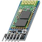 AZDelivery HC-05 HC-06 Bluetooth Wireless, RF Modulo Transceptor, RS232 Serial TTL Bluetooth Inalambrico Serial Transceiver C