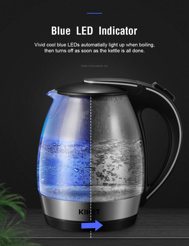 Wasserkocher-Glas-mit-Blau-LED-Beleuchtung-360-Grad-Kalkfilter-BPA-Frei-Schnellkochfunktion-und-Trockenlaufschutz-Glaswasserkocher-17-Liter-2200W
