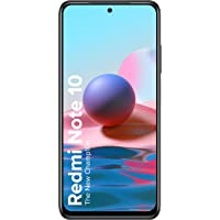 Redmi Note 10 (Shadow Black, 4GB RAM, 64GB Storage) - Amoled Dot Display | 48MP Sony Sensor IMX582 | Snapdragon 678…
