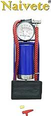 Naivete Air Pressure Foot Pump for Bike Car
