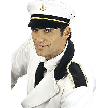 Widmann - Cappello da Ufficiale di Marina  Amazon.it  Giochi e ... a46c63ee96e0