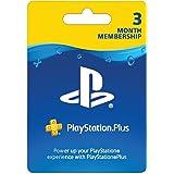 Sony PlayStation Plus: 3 Month Membership