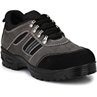 Graphene Pure Leather steel toe safety shoe, R 502 (6)