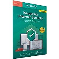 Kaspersky Internet Security 2020 Upgrade | 1 Gerät | 1 Jahr | Windows/Mac/Android | Aktivierungscode in frustfreier…