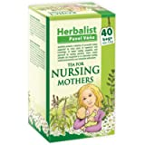 Herbal Nursing Tea for Breastfeeding Mothers stimulating Mother's Milk 40 Tea Bags by Apotheke Pavel Vana (Pack of 1)