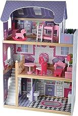 Puppenhaus Angels Residence aus Holz mit 15 Möbeln