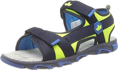 Lico Palau V, Sandali con Cinturino alla Caviglia Uomo, Blu Marine/Blau/Lemon, 41 EU