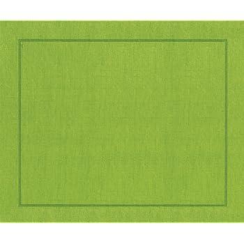 Blue Pack of 10 11373PM Caspari Paper Linen Placemats
