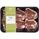 Herdsman 6 British Lamb Loin Chops, 600g