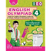 International English Olympiad - Class 4(With OMR Sheets): Essential Principles with Examples, MCQS & Solutions, Model…
