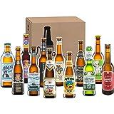 Kalea | ausgewählte Bierspezialitäten im Probierpaket | Biere von Privatbrauereien | Geburtstags-Geschenk für Männer (12…
