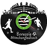 Borussia M/önchengladbach Fanartikel Badelatsche Raute Gr 40//41